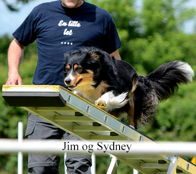 Jim og Sydney